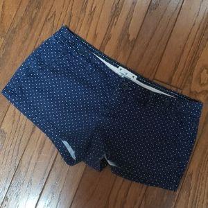 American Eagle Favorite shorts -polka dots EUC!